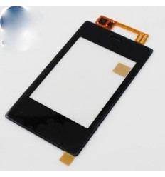 Nokia Asha 503 pantalla táctil negro