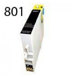 Recicled cartridge Epson T0801 Black