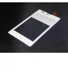 Sony C1505 C1605 C1604 Xperia E Dual Táctil blanco