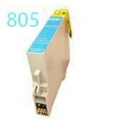Recicled cartridge Epson T0805 Cyan light