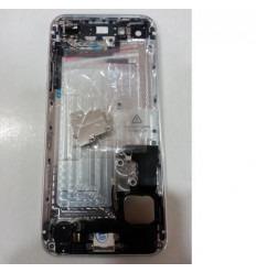 iPhone 5 carcasa central + tapa batería blanco + componentes