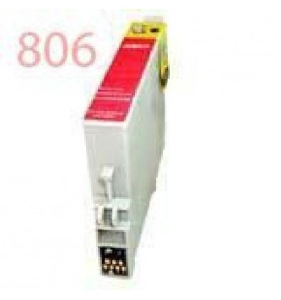 Recicled cartridge Epson T0806 Light magenta