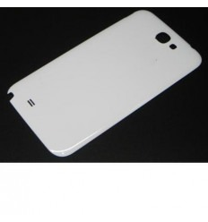 Samsung Galaxy Note 2 N7100 white battery cover
