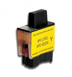 Recicled cartridge Brother LC900YC Yellow