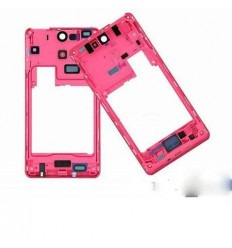 Sony Xperia V LT25I carcasa central rosa original
