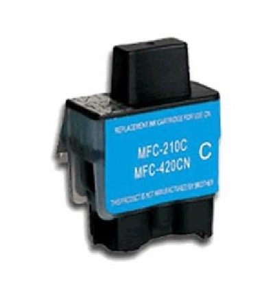 Recicled cartridge Brother LC900CC Cyan