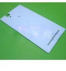 Sony Xperia T2 Ultra D5322 T2U XM50H Tapa Batería blanco
