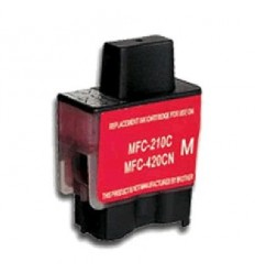 Recicled cartridge Brother LC900MC Magenta