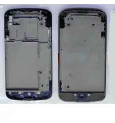 LG E960 Google Nexus 4 marco frontal negro