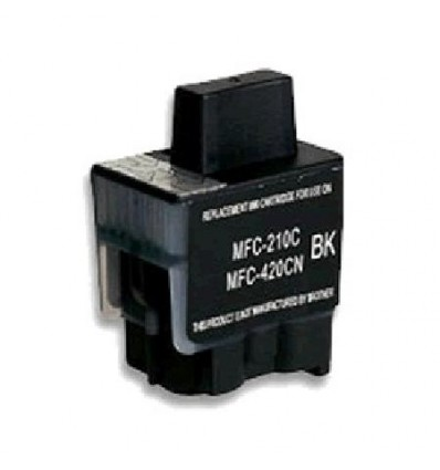 Recicled cartridge Brother LC900BKC Black