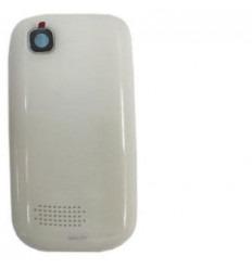 Nokia Asha 201 tapa batería blanco