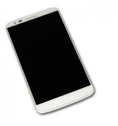 LG D802 Optimus G2 original white lcd with touch screen with