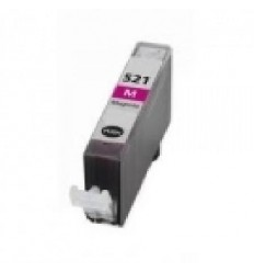 Recicled cartridge Canon CLI521MC Magenta