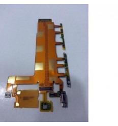 Sony Xperia Z3 D6603 D6643 D6653 flex botones laterales orig