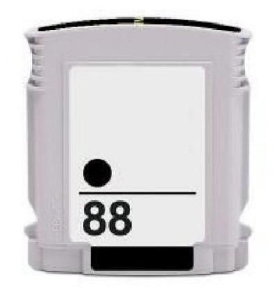 Recicled cartridge HP Nr88 Black (C9396AC)