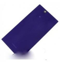 Sony Xperia Z Ultra XL39H tapa batería lila