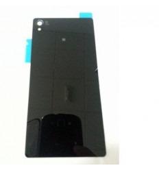 Sony Xperia Z3 D6603 D6643 D6653 tapa batería negro