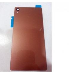 Sony Xperia Z3 D6603 D6643 D6653 tapa batería dorado