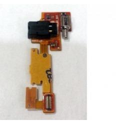 Nokia X flex jack audio y vibrador original