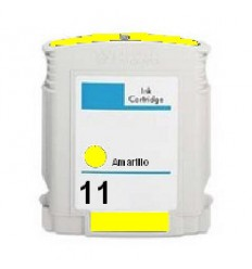 Recicled cartridge HP Nr 11 (C4838AC) Yellow