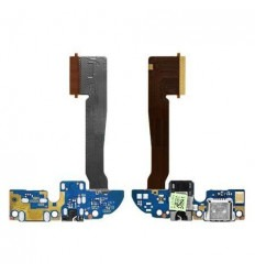 Htc One Dual SIM 802W original plug in connector flex cable