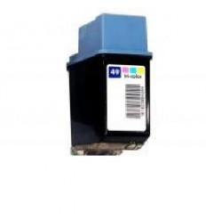 Recicled cartridge HP Nr49 (51649AC) Colour