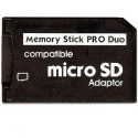 Photofast MicroSD to MemoryStick Pro Duo adapter