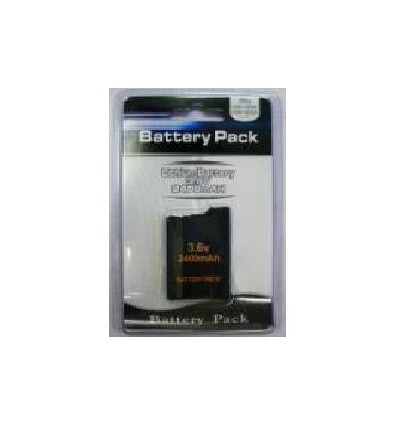 Batería 2400 Mah PSP 2000-3000