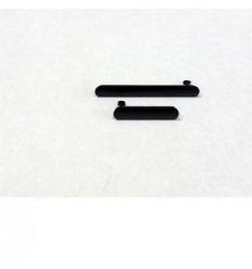 Sony Xperia Z3 D6603 D6643 D6653 set 2 piezas negro original