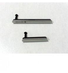 Sony Xperia Z3 D6603 D6643 D6653 set 2 piezas blanco origina