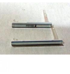 Sony Xperia C3 D2533 set tapas blanco original