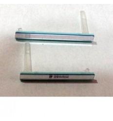 Sony Xperia C3 D2533 set tapas verde original