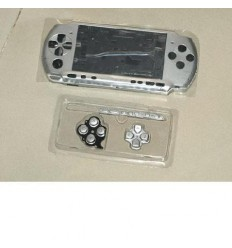 Psp 3000 shell Silver