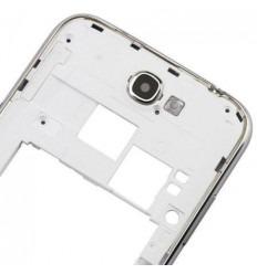 Samsung Galaxy Note II LTE N7105 original white middle frame