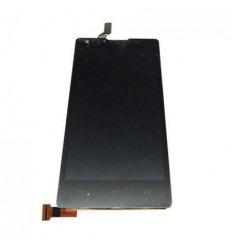 Huawei Ascend G700 Pantalla LCD original + Táctil negro