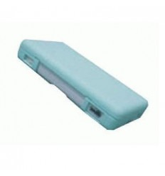 Protector case Nintendo ds lite light blue