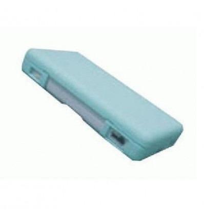 Carcasa protectora azul claro Nintendo ds lite