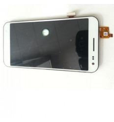Zopo ZP998 pantalla lcd + táctil blanco original + marco
