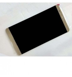 Huawei Ascend Mate 7 original display lcd with gold touch sc