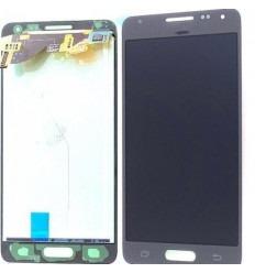 Samsung Galaxy Alpha SM-G850F original grey display lcd with