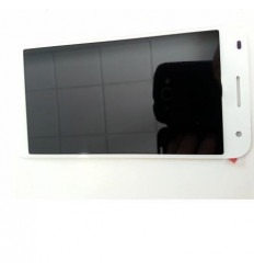 Huawei Ascend G7 c199 original display lcd with white touch