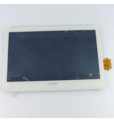 Psvita 2000 original display lcd with white touch screen