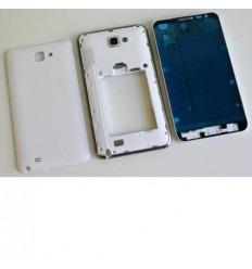 Samsung Galaxy Note I9220 N7000 Carcasa completa blanco