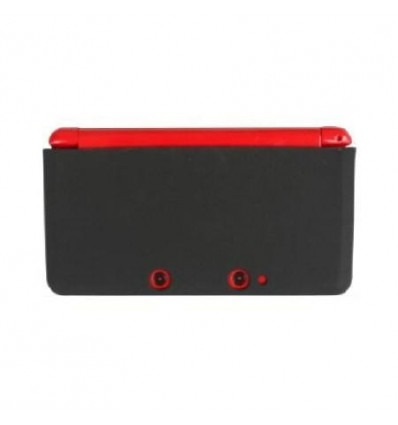 Protector silicona negra Nintendo 3DS