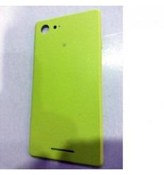 Sony Xperia E3 D2203 D2206 D2243 D2202 tapa batería amarillo