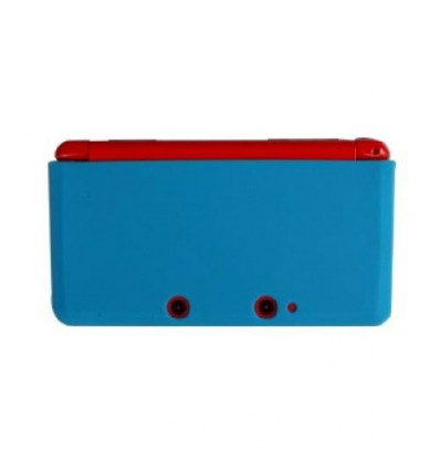 Blue silicon guard skin Nintendo 3DS