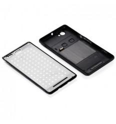 Sony Xperia M C1904 C1905 carcasa completa negro