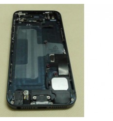 iPhone 5 Carcasa trasera y chasis central + Componentes negr