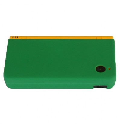 Yellow silicone guard skin Nintendo DSi