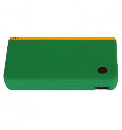 Protector silicona verde Nintendo DSi XL